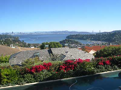 Beautifully remodeled home with San Francisco views
