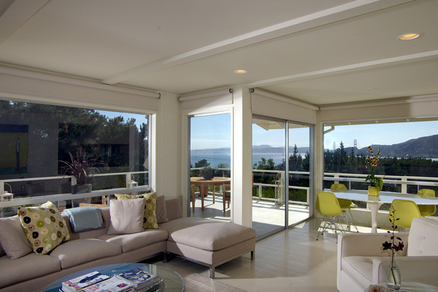 Belvedere Contemporary with Spectacular Views